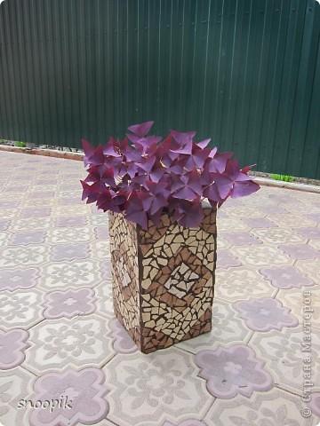 декоративная подставка для цветов фото 17