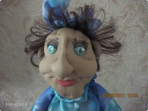Дуня - кукла на чайник. фото 2