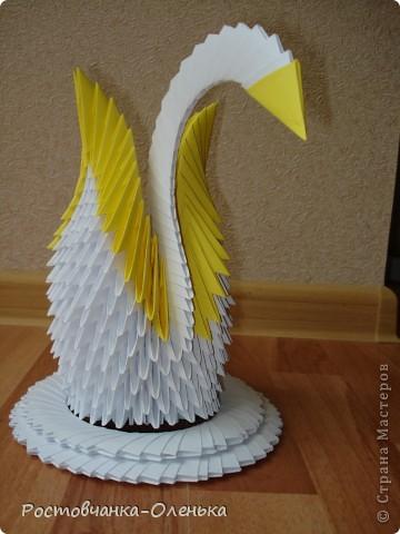 Мой дебют в модульном оригами. Робко вступаю в ряды жителей Страны Мастеров! фото 1