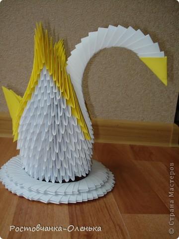 Мой дебют в модульном оригами. Робко вступаю в ряды жителей Страны Мастеров! фото 2