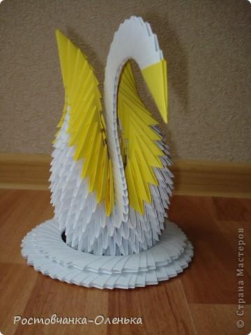 Мой дебют в модульном оригами. Робко вступаю в ряды жителей Страны Мастеров! фото 3