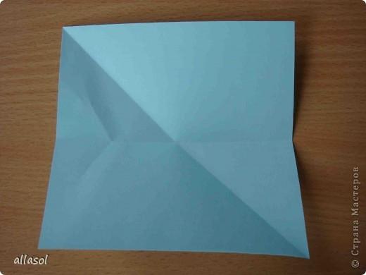 """Готовлюсь к занятиям кружка """"Оригами"""". Тема """"Орнаменты"""". Чтобы заинтересовать, стараюсь сделать образцы. Вот что у меня получилось сегодня. Это орнамент """"Иллюзия"""". Делала по книге Т.Сержантовой """"100 праздничных моделей оригами"""". Выглядит красиво, но уж очень много слоев. Ведь этот орнамент из 20 модулей. фото 14"""