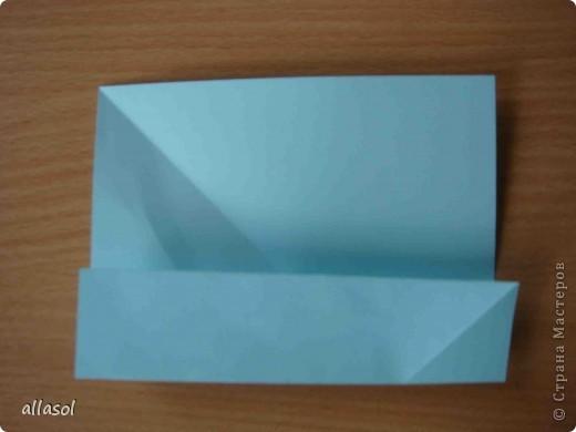 """Готовлюсь к занятиям кружка """"Оригами"""". Тема """"Орнаменты"""". Чтобы заинтересовать, стараюсь сделать образцы. Вот что у меня получилось сегодня. Это орнамент """"Иллюзия"""". Делала по книге Т.Сержантовой """"100 праздничных моделей оригами"""". Выглядит красиво, но уж очень много слоев. Ведь этот орнамент из 20 модулей. фото 15"""