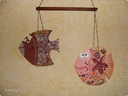 Рыбка повторюшка. Спасибо девочкам с сайта за идеи. фото 2