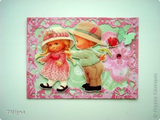 """Вот наконец-то и созрела моя новая серия """"Малыши"""", так что дорогие мои выбирайте, эти прелестные  малыши для вас!!!! Вот кому я должна: Юлечке (Yulia L), Оле (Олисандра), Марине (МАРСАМ), Маше(masha), Анечке (Анчи), Елене (Gestija) фото 2"""