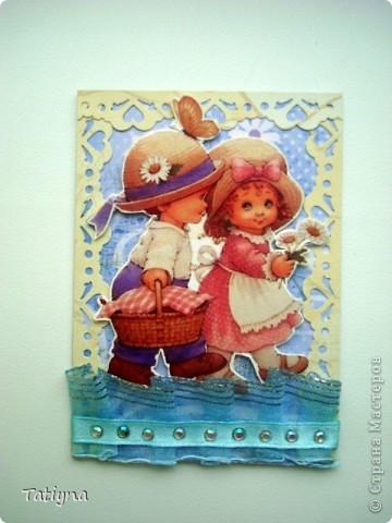 """Вот наконец-то и созрела моя новая серия """"Малыши"""", так что дорогие мои выбирайте, эти прелестные  малыши для вас!!!! Вот кому я должна: Юлечке (Yulia L), Оле (Олисандра), Марине (МАРСАМ), Маше(masha), Анечке (Анчи), Елене (Gestija) фото 6"""