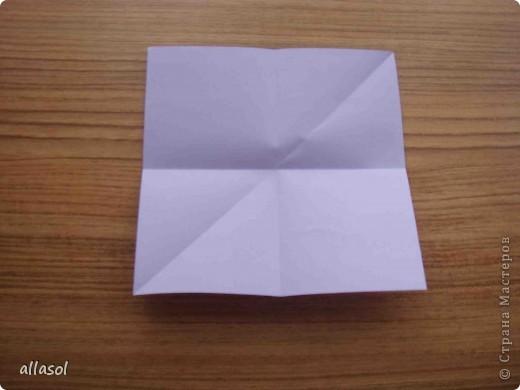"""Готовлюсь к занятиям кружка """"Оригами"""". Тема """"Орнаменты"""". Чтобы заинтересовать, стараюсь сделать образцы. Вот что у меня получилось сегодня. Это орнамент """"Иллюзия"""". Делала по книге Т.Сержантовой """"100 праздничных моделей оригами"""". Выглядит красиво, но уж очень много слоев. Ведь этот орнамент из 20 модулей. фото 28"""