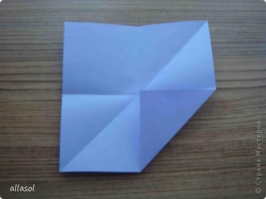 """Готовлюсь к занятиям кружка """"Оригами"""". Тема """"Орнаменты"""". Чтобы заинтересовать, стараюсь сделать образцы. Вот что у меня получилось сегодня. Это орнамент """"Иллюзия"""". Делала по книге Т.Сержантовой """"100 праздничных моделей оригами"""". Выглядит красиво, но уж очень много слоев. Ведь этот орнамент из 20 модулей. фото 29"""