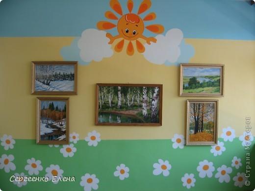 Эти смешные картины я нарисовала для украшения интерьеров  групповых комнат и спален детей в нашем детском саду. фото 5