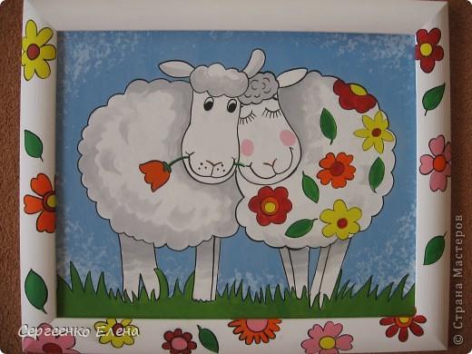 Эти смешные картины я нарисовала для украшения интерьеров  групповых комнат и спален детей в нашем детском саду. фото 2