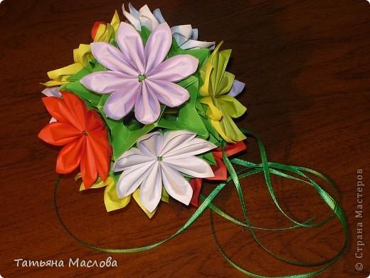 Моя цветочная Электра. По мастер-классу http://stranamasterov.ru/node/60574