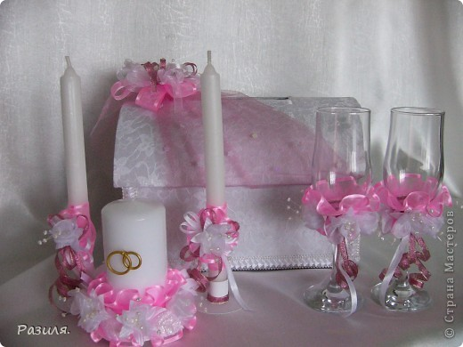 Свадебный сундучок фото 6