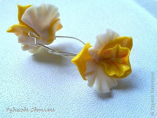 Кольцо Орхидея фото 2