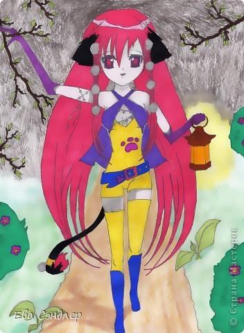 Рисунки аниме фото 4