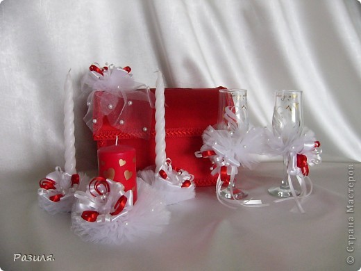 Свадебный сундучок фото 9