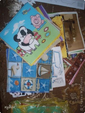 Девочки я вшоке от такого количества подарков.Их мне подарила Козачинская Наталья, за что ей огромное огромное спасибо!!!!!!!!!!!!!!Я не могу подобрать слова , чтобы выразить благодарность и как я счастлива. фото 6