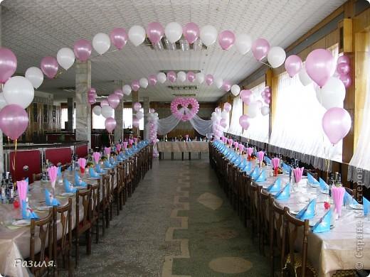 Воздушные шарики фото 4