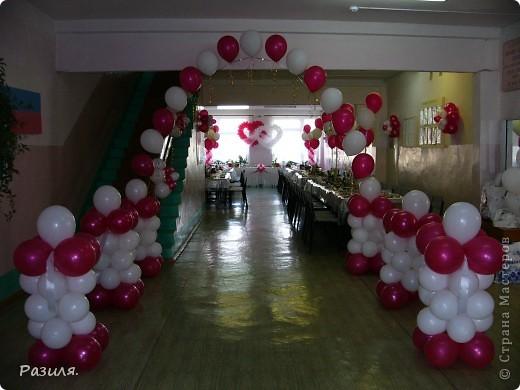 Воздушные шарики фото 5