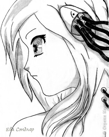 Рисунки аниме фото 6