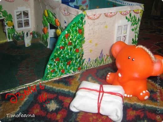 """Мой сын Миша справедливо заметил, что в нашем <a href=""""http://stranamasterov.ru/node/176652"""">домике для пупсиков</a>  нет телевизора. В чём проблема? Будет!  фото 12"""