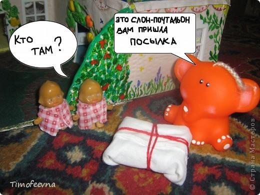 """Мой сын Миша справедливо заметил, что в нашем <a href=""""http://stranamasterov.ru/node/176652"""">домике для пупсиков</a>  нет телевизора. В чём проблема? Будет!  фото 13"""