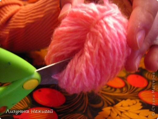 на уроке технологии научилась делать кисточку- весняшку. фото 9