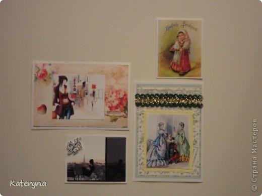 Здравствуйте,уважаемые гости моего блога. Сегодня я покажу вам замечательные карточки АТС,полученные от мастериц нашей Страны. фото 5