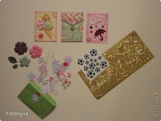 Здравствуйте,уважаемые гости моего блога. Сегодня я покажу вам замечательные карточки АТС,полученные от мастериц нашей Страны. фото 13