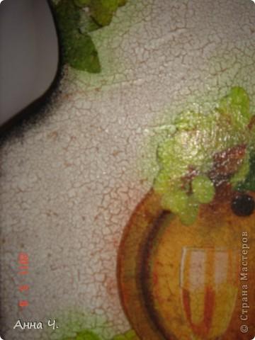 Ну вот и у меня появилась доска для кухни фото 2