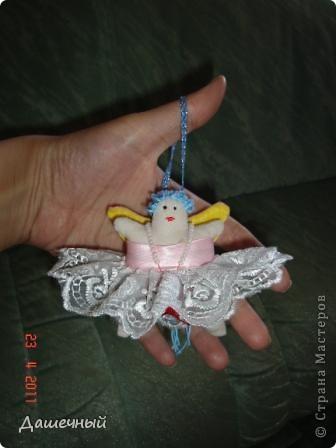 ангелушка для Ленушки