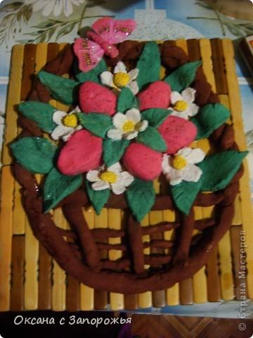 Эти подарки были сделаны и подарены на майские праздники моим родсвенникам из Новоазовска. Соленое тесто фото 1