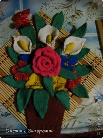 Эти подарки были сделаны и подарены на майские праздники моим родсвенникам из Новоазовска. Соленое тесто фото 2
