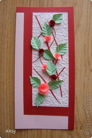 Я сделала когдато открытки и теперь хочу их показать вам. фото 4