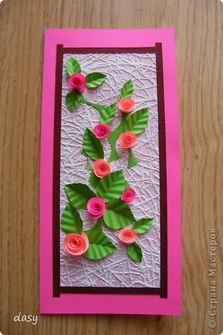Я сделала когдато открытки и теперь хочу их показать вам. фото 6