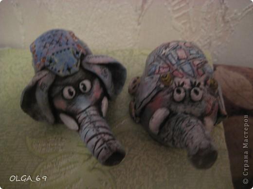 Слоники-повторялки фото 1