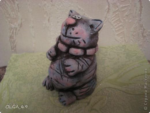 Ещё один довольный кот. фото 1