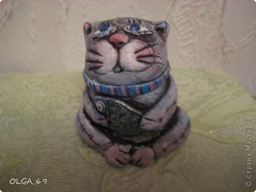 Ещё один довольный кот. фото 4