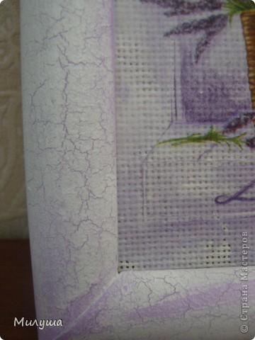 Кракелюр рамок на ПВА фото 3