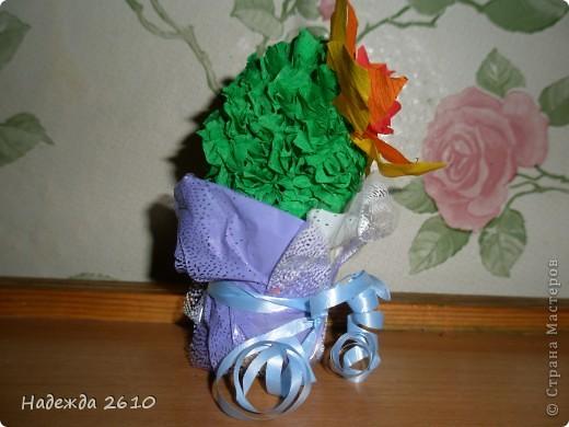 еще один кактус с цветочком фото 1