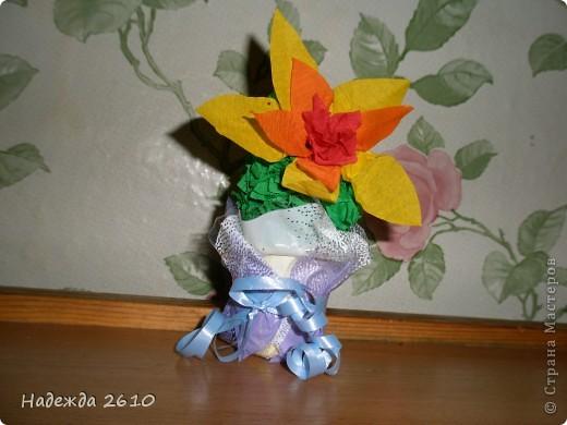 еще один кактус с цветочком фото 3