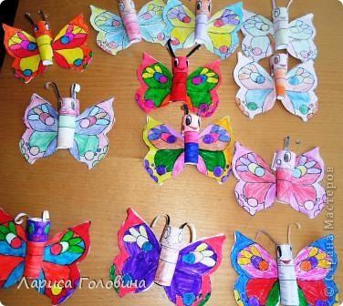 Весна. Бабочки. фото 1