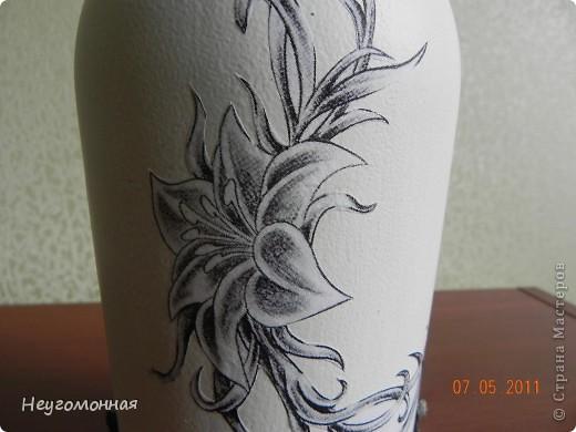 Распечатка на лазерном принтере, акрил, кружево, серебряная краска из баллончика.  Вид спереди фото 3