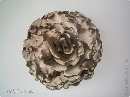 цветы из ткани фото 18