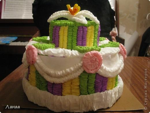 Проздничный торт фото 2