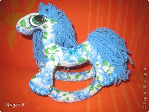 Лошадка Незабудка фото 3