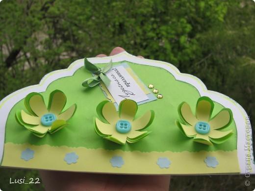 Увидела открыточку на этом сайте http://vimeo.com/22326034. Взяла лишь шаболон(сама от руки нарисовала). Остальное додумала сама, по настроению. фото 6