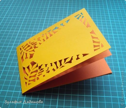 Такую открытку можно сделать к 1 сентября и ко Дню учителя фото 16