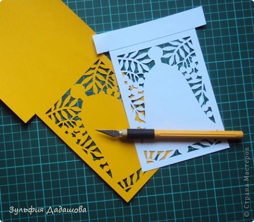 Такую открытку можно сделать к 1 сентября и ко Дню учителя фото 10