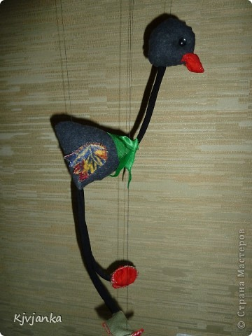 кукла-марионетка фото 1