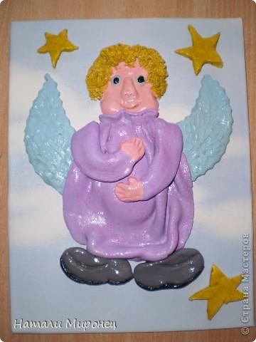Мой первый ангелочек